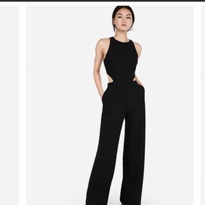 Zara NEW jumpsuit with cutouts